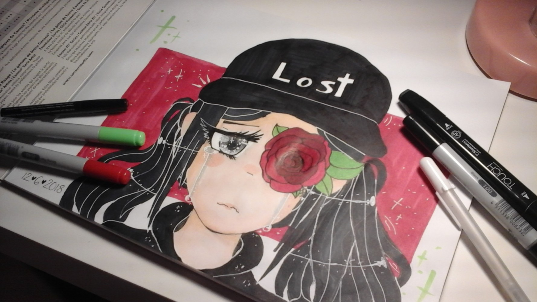 Lost by Minnielb