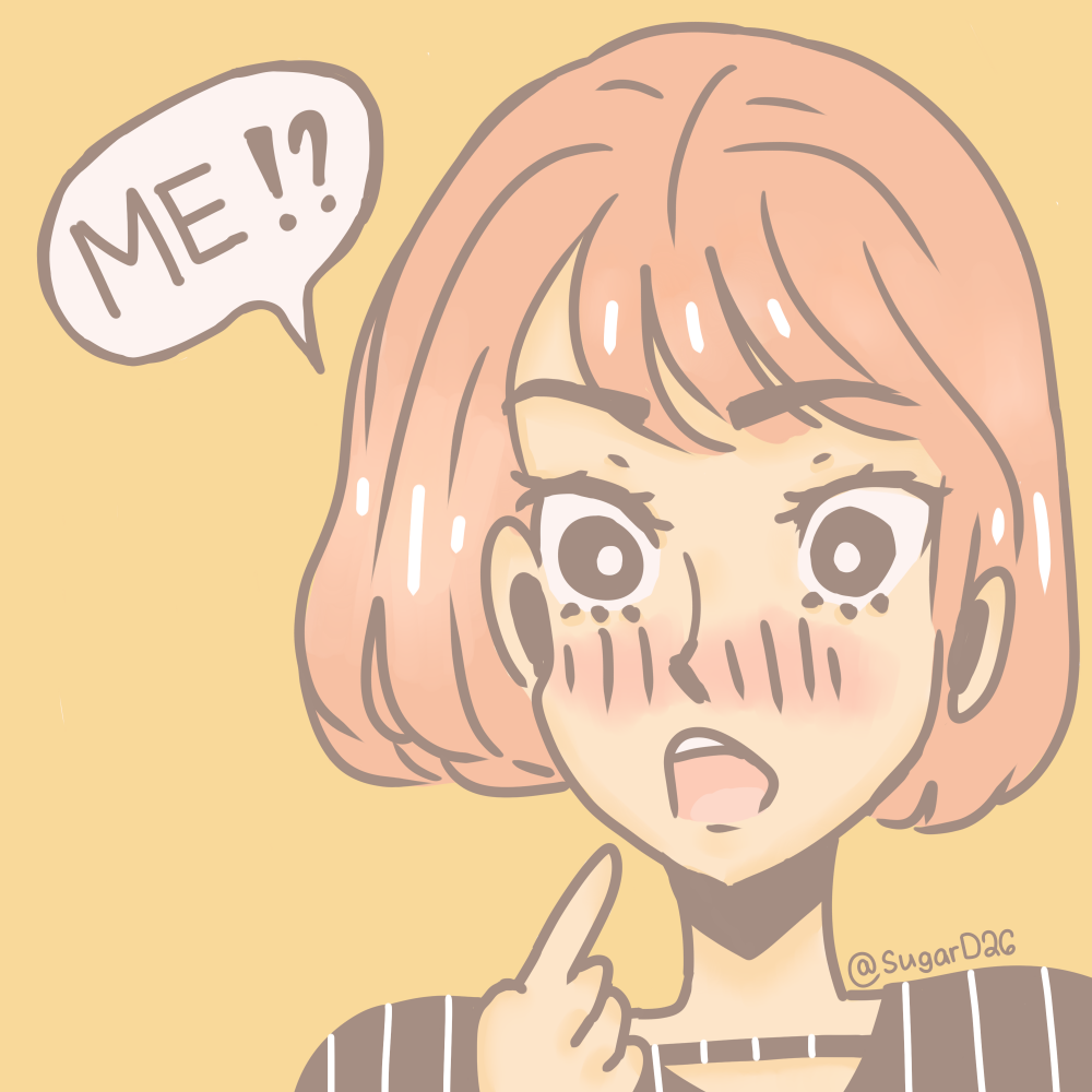 So...you like ME!? by SugarD26