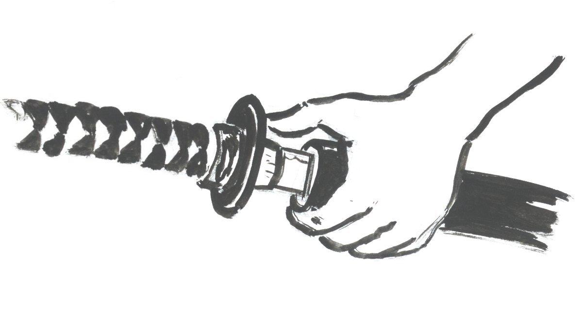 sword by pixelartmaster2