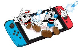 Cuphead for switch by stevenbrine