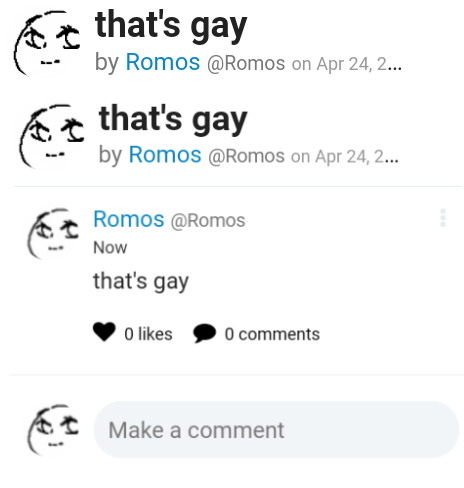 main-image-that's gay uploaded by Romos
