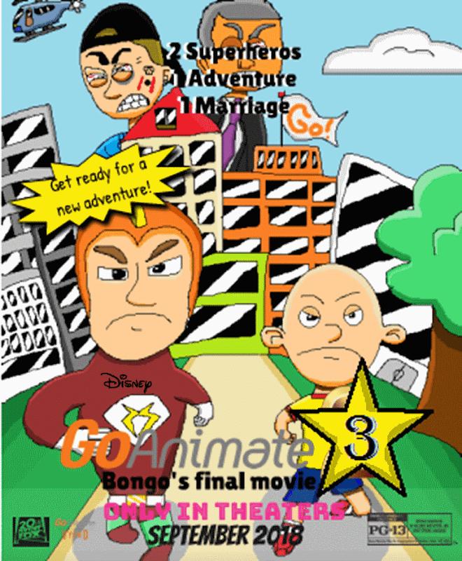 GoAnimate the movie  by eevee910