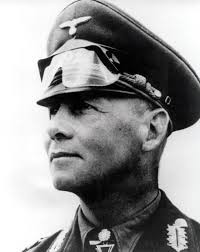 Erwin Rommel by Red-Baron