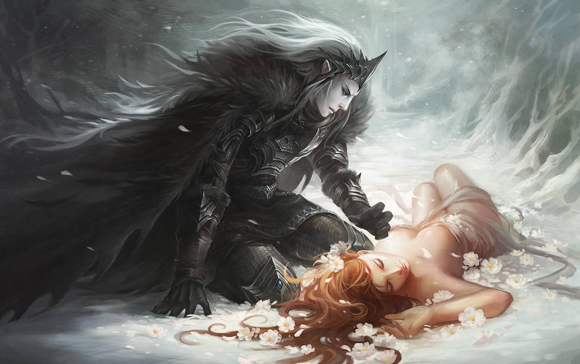 main-image-Hades & persephone uploaded by Moonlight-Kitty