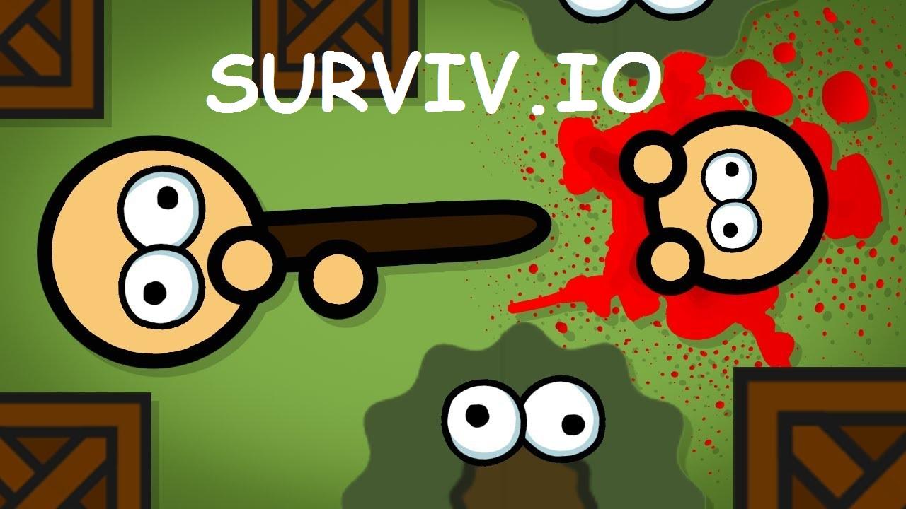 Surviv.io surviv PUBG fortnite battle royale