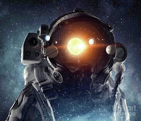 MAh astro BRO by CosmicBlizzzard