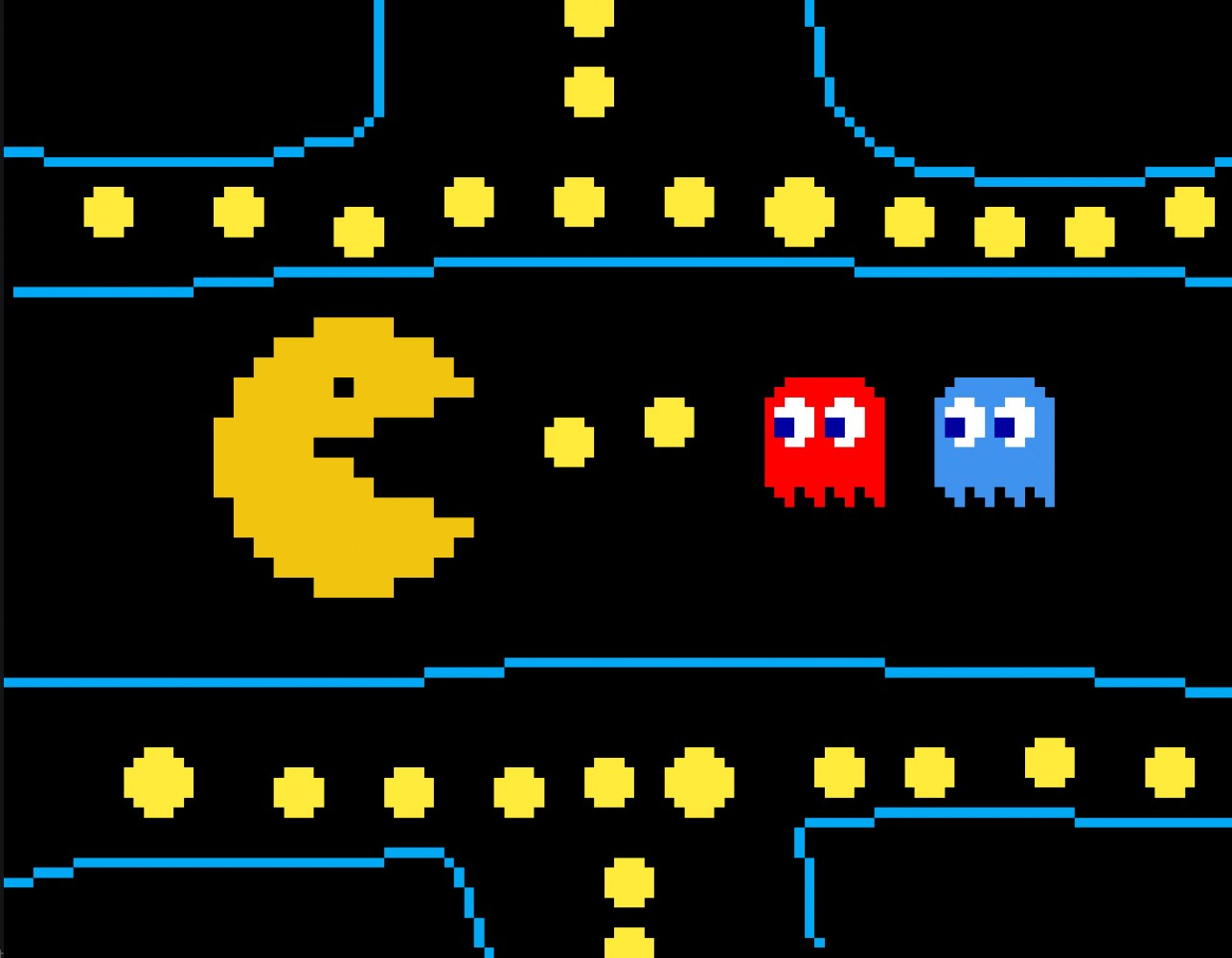 PAC man by Ernest11