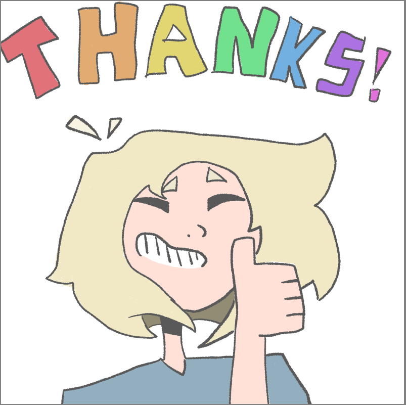 Thanks for 111 followers! by good-bread
