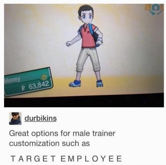Target by apancake