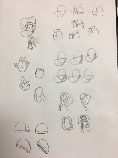 rayman basic ref's by ENDERKITTY