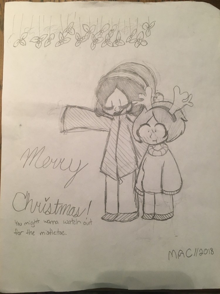 Merry chrysler girl