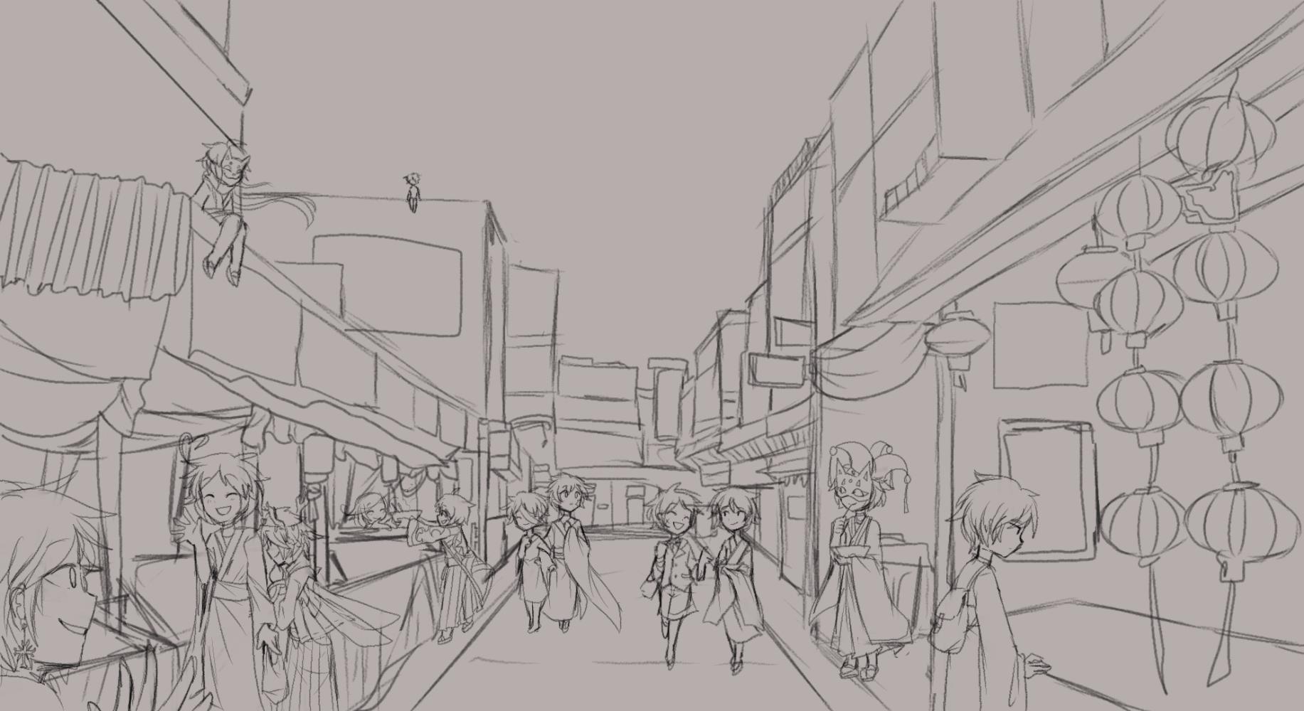Work in progress by Mayuniki