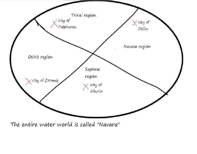 Map by Kokobean1850