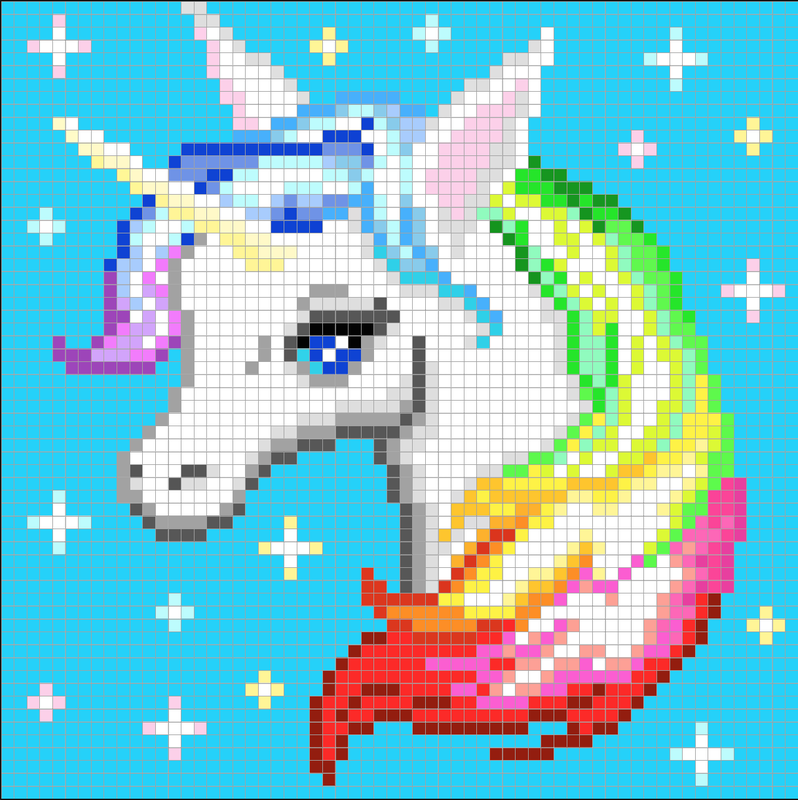 Pixilart - New Unicorn Profile Pic uploaded by dancer11