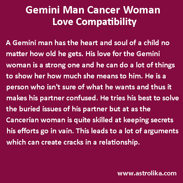 Cancer girl compatibility