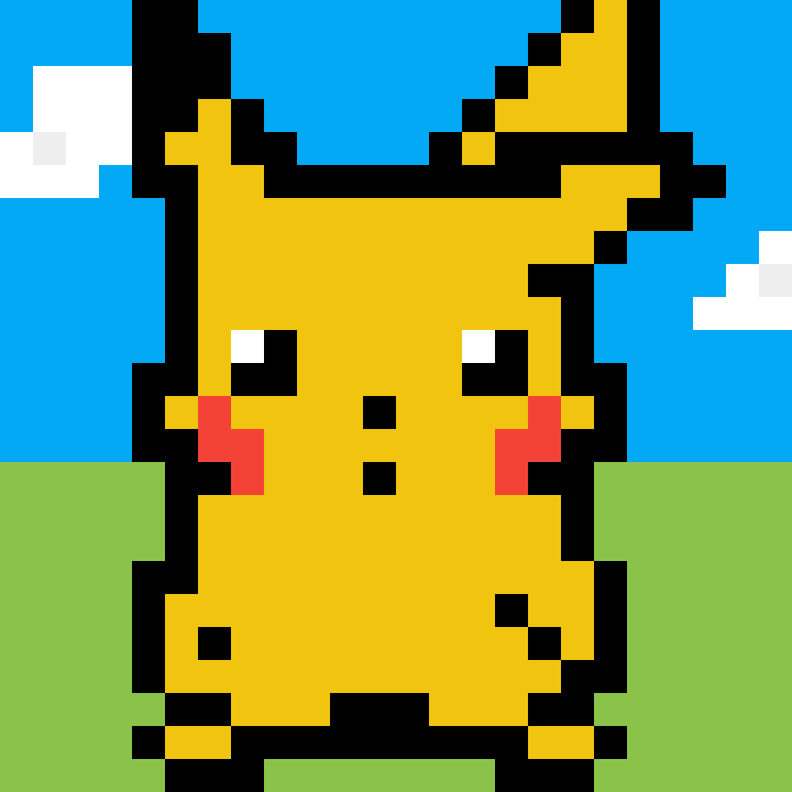 Pika-Pikachu by Goldkarmadragon