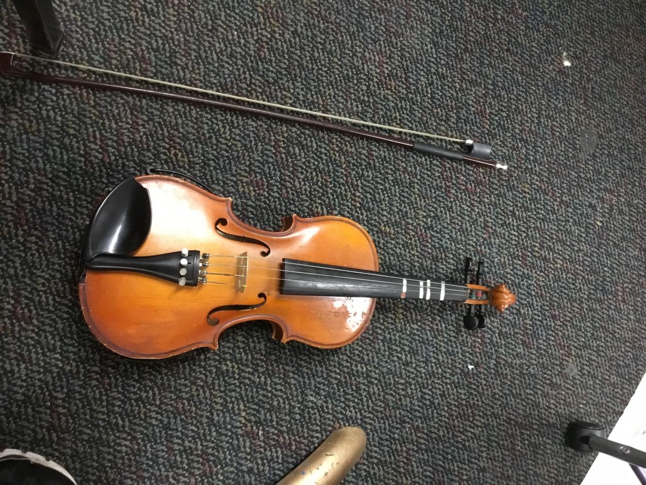 Violin by IDFK