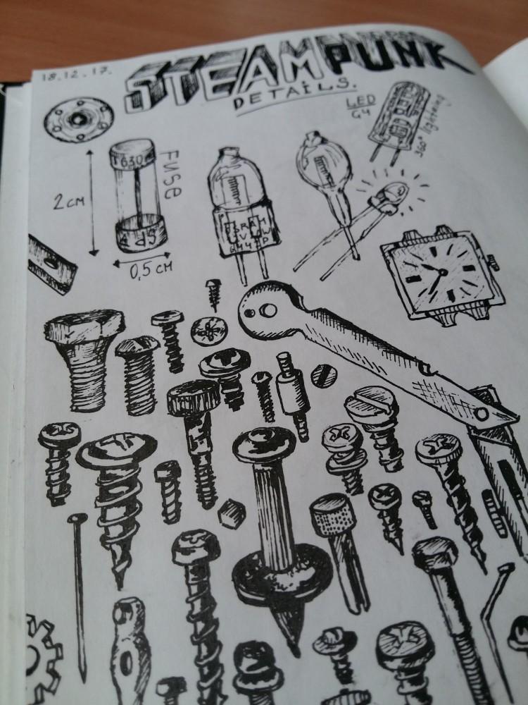 Steampunk by Charly-Fox