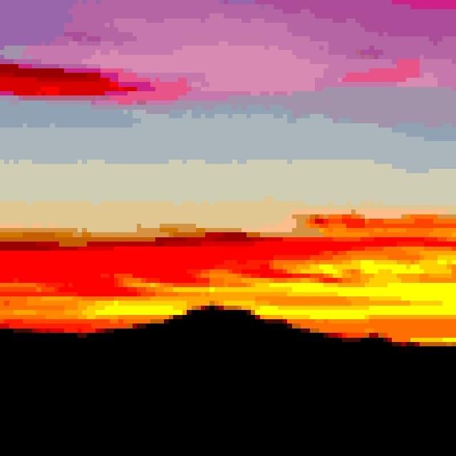 Sunset by Goddestwolf