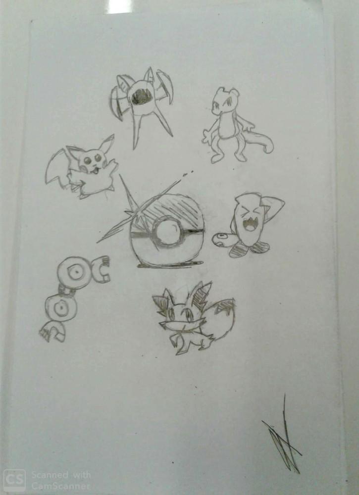 Who's That Pokemon? by JesseIART