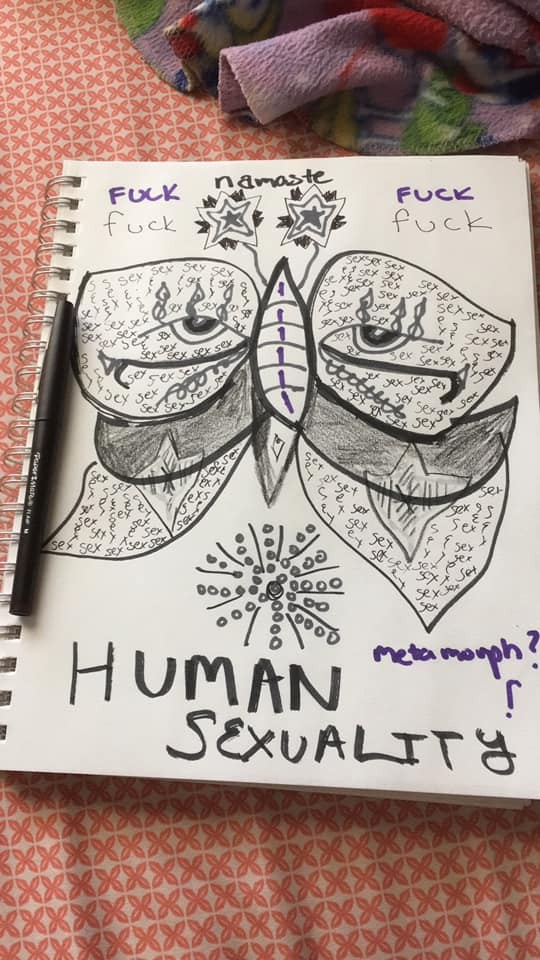 Human Sexuality by kittykathrryn