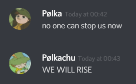 no one by Polka