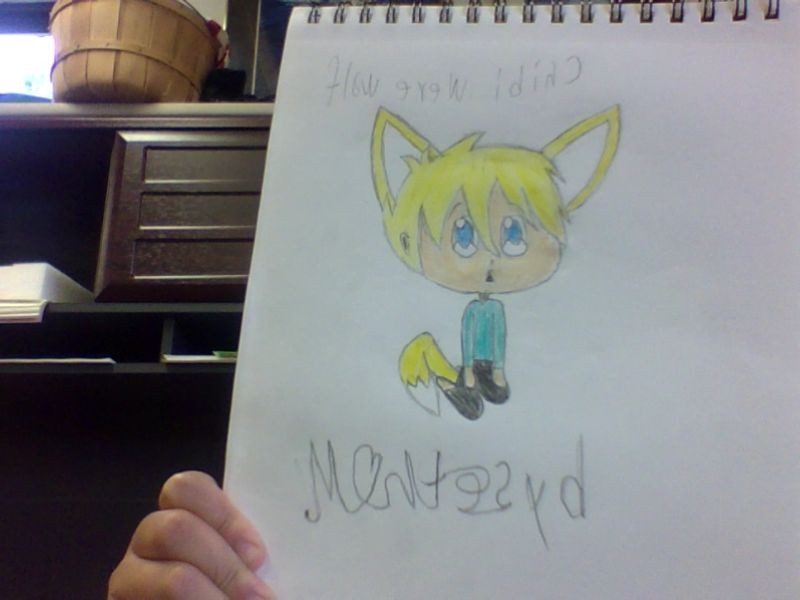main-image-Chibi Werewolf uploaded by 1n00byG4m3r