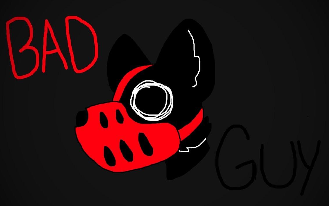 Bad Guy by Lizabella2