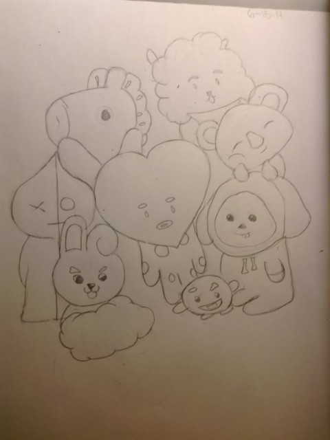 BT21 by loved22