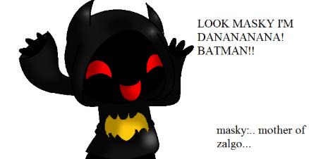 Hoodie batman: by HoodieGirlPower