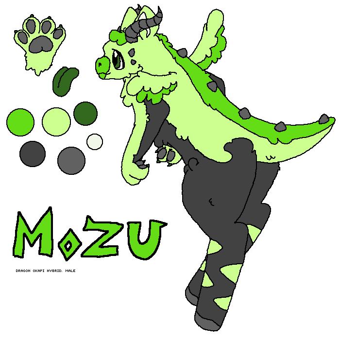 Mozu, ladies and gentlemen!!! by N-K524