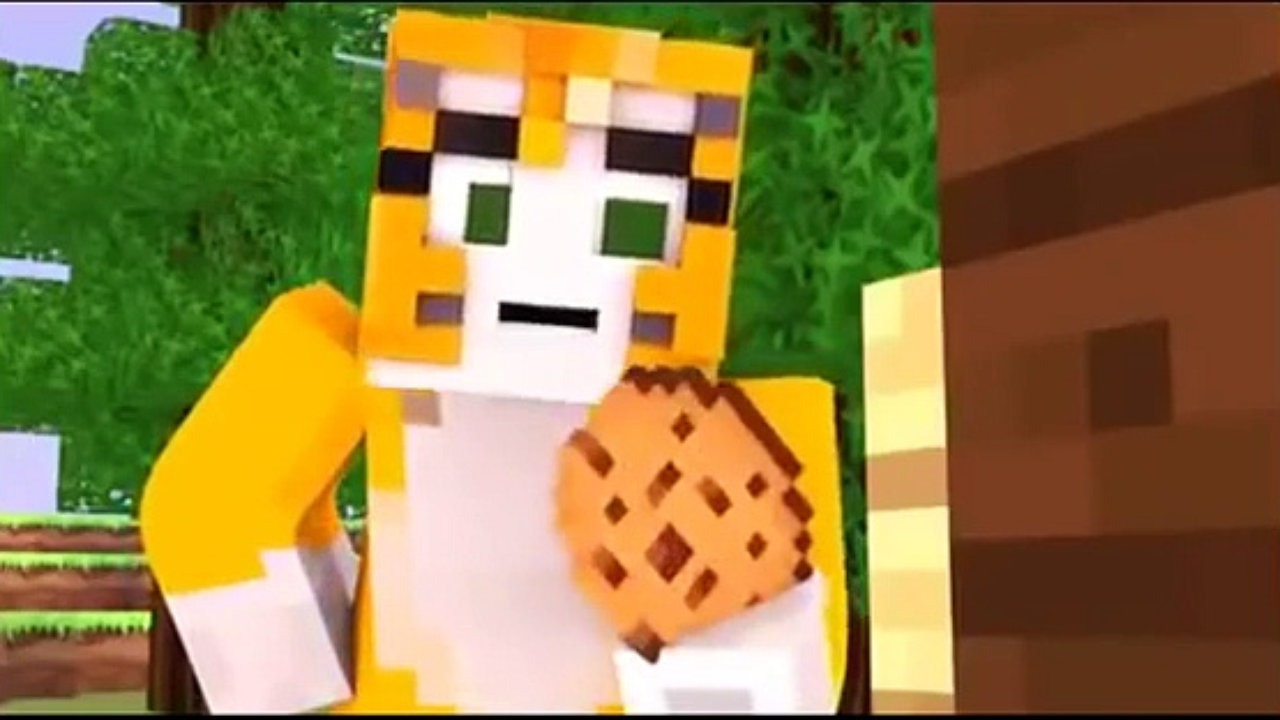 Pixilart - Stampylonghead eating a cookie by My-Little-Minec