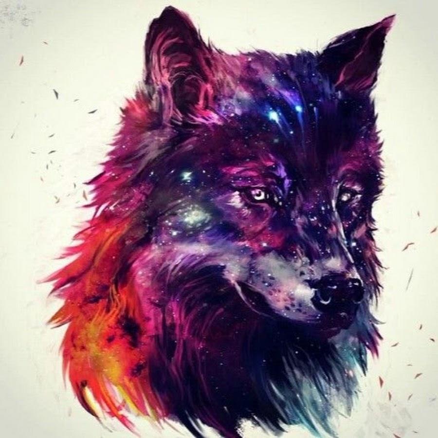 Galaxy Wolf Uploaded By Pheonix1010