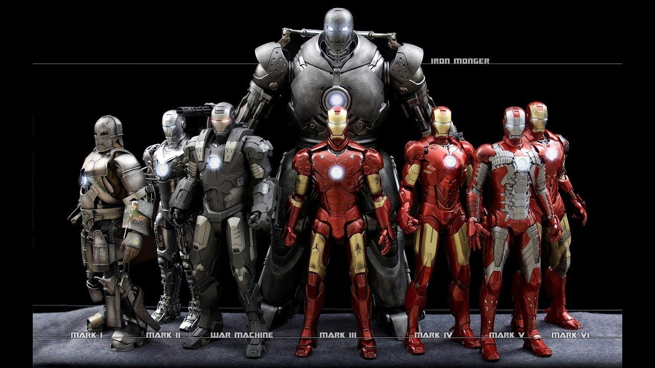 iron man by LordKai07