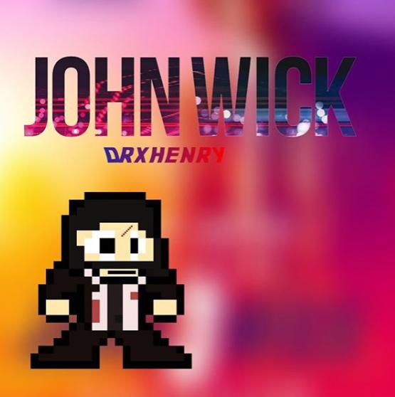 John Wick Sprite Showcase  by Drxhenry