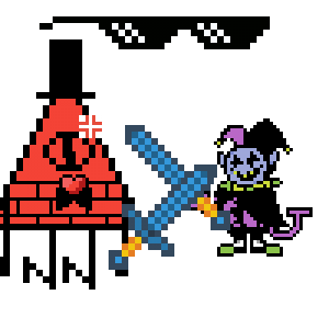 Pixilart - SCP-098 uploaded by ralsei-09